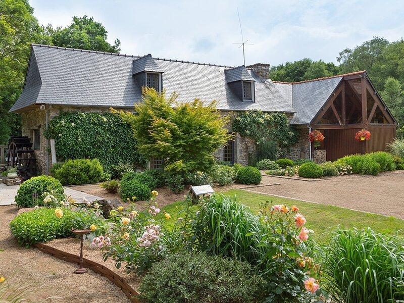 La Petite Volière, holiday rental in Callac