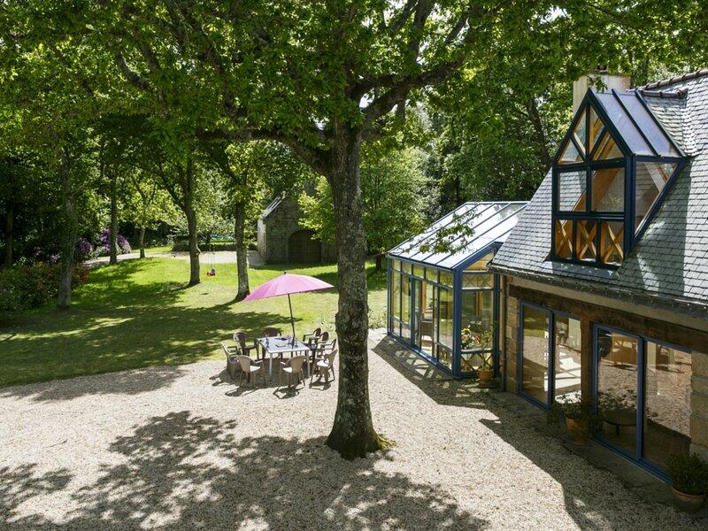 Location Gîte Louannec, 6 pièces, 10 personnes – semesterbostad i Lannion