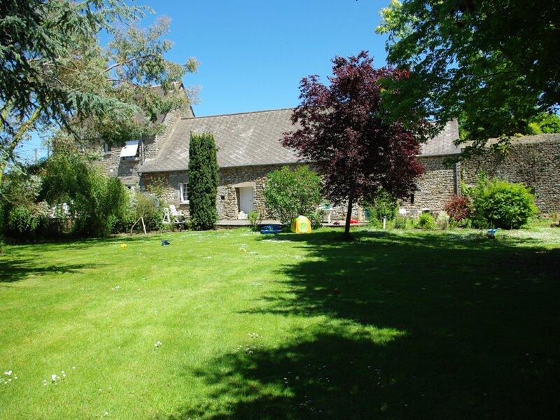 Sparfell, location de vacances à Saint Marcan
