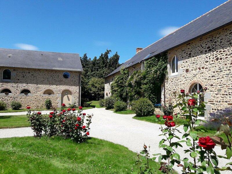 Lariboisière, location de vacances à Saint-Germain-en-Coglès