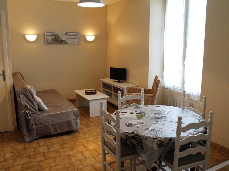 Appartement à 30m des Thermes du Saint Roch, holiday rental in La Roche-Posay