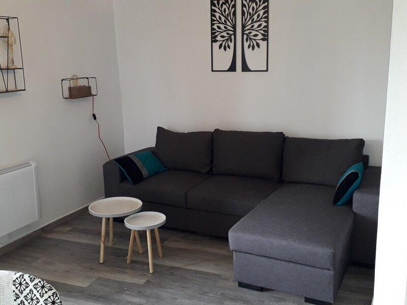 Appartement 150m des Thermes du Connétable, vacation rental in Archigny