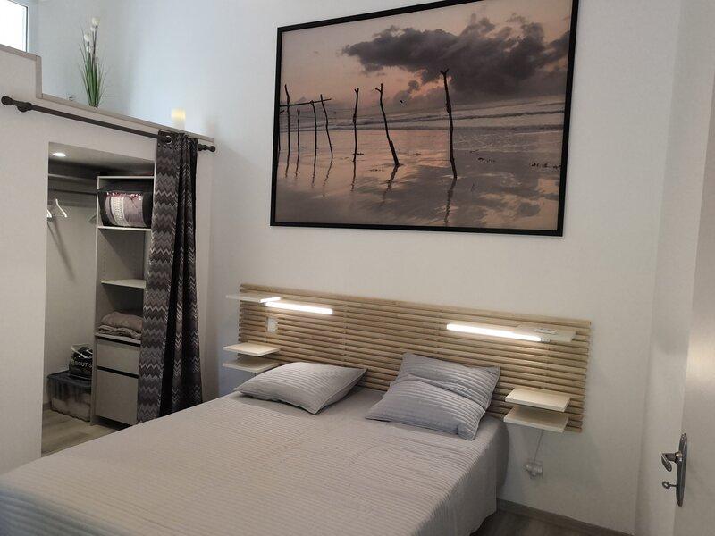 Maison de plein pied à LA ROCHE POSAY, holiday rental in La Roche-Posay