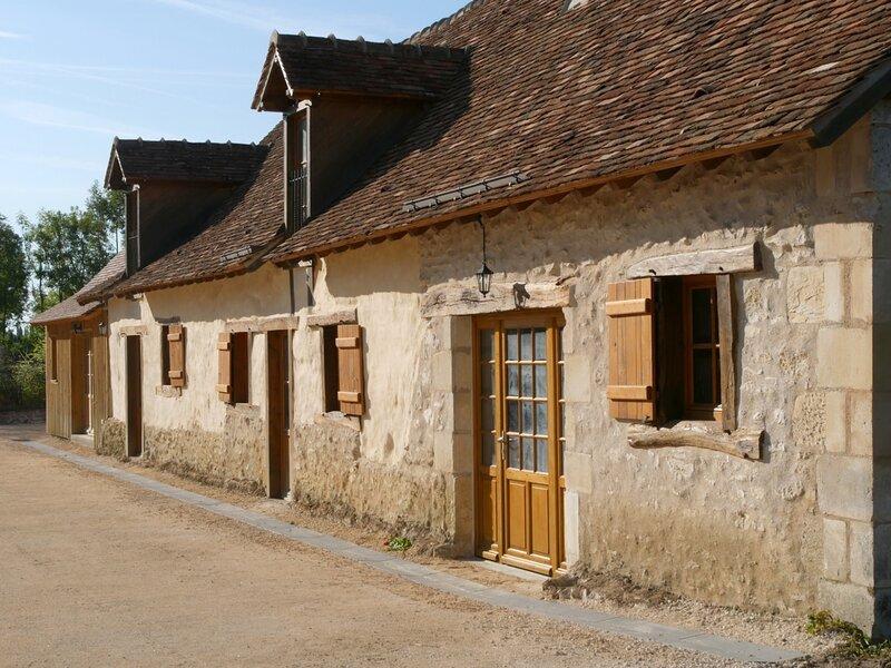 Gîte Rural entre Chauvigny et La Roche Posay, casa vacanza a La Bussiere