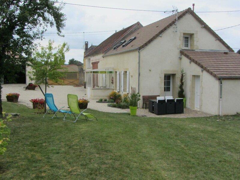 Chez la Francine, holiday rental in Urville