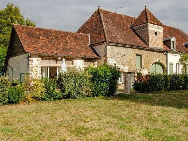 Les Fouchères, holiday rental in Saint-Mards-en-Othe