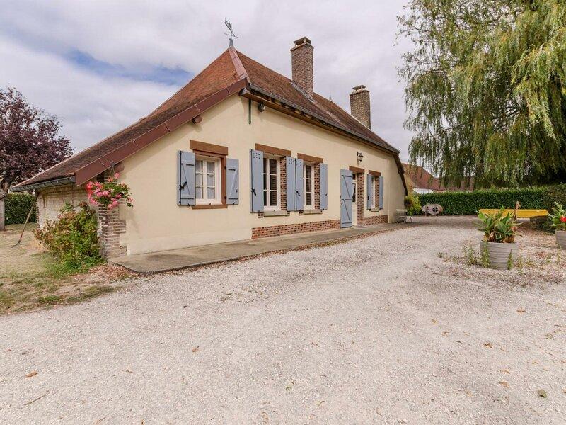 La Brosse Fleury, holiday rental in Saint-Mards-en-Othe