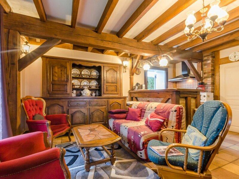 La Sablonnière, casa vacanza a Puellemontier