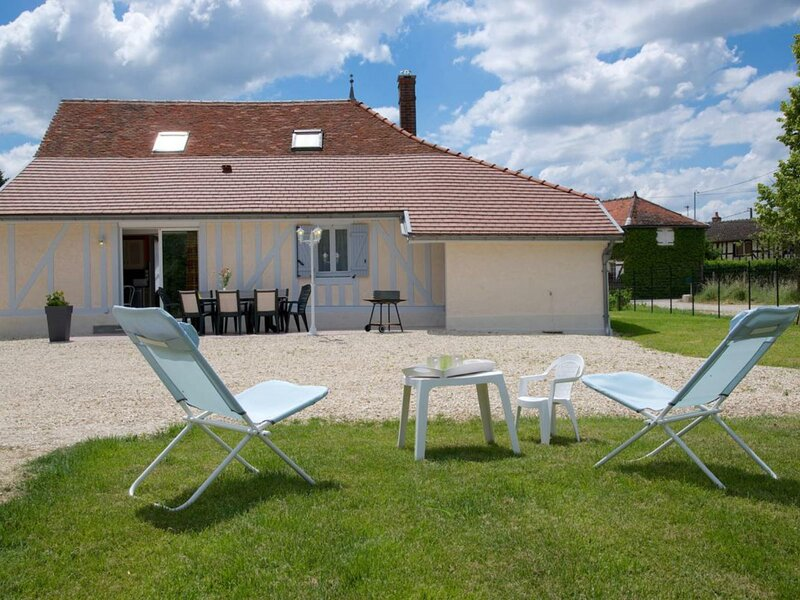 La Champenoise, holiday rental in Lesmont