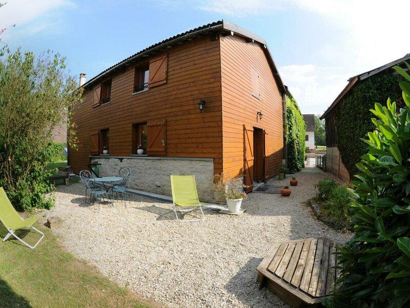 Le Clos du Moulin, casa vacanza a Puellemontier