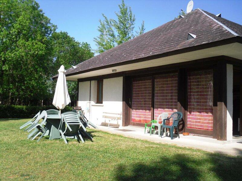 L'Etang Saint Hubert, location de vacances à Provins
