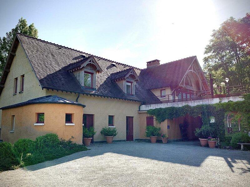 La Halte Saint Bernard, holiday rental in Magnant