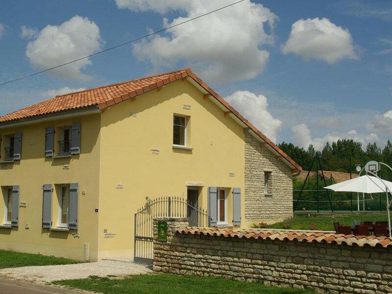 L'Olifred, casa vacanza a Puellemontier