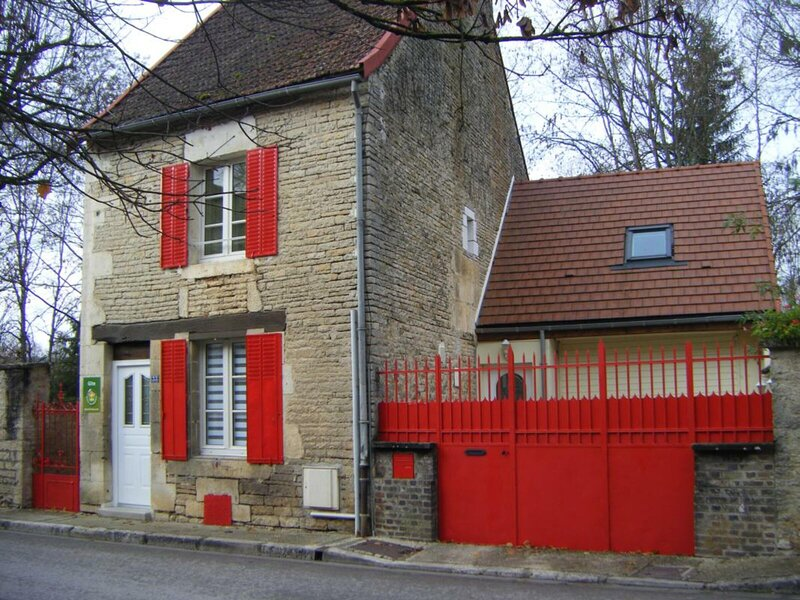 La Maison de Céline, holiday rental in Bragelogne-Beauvoir