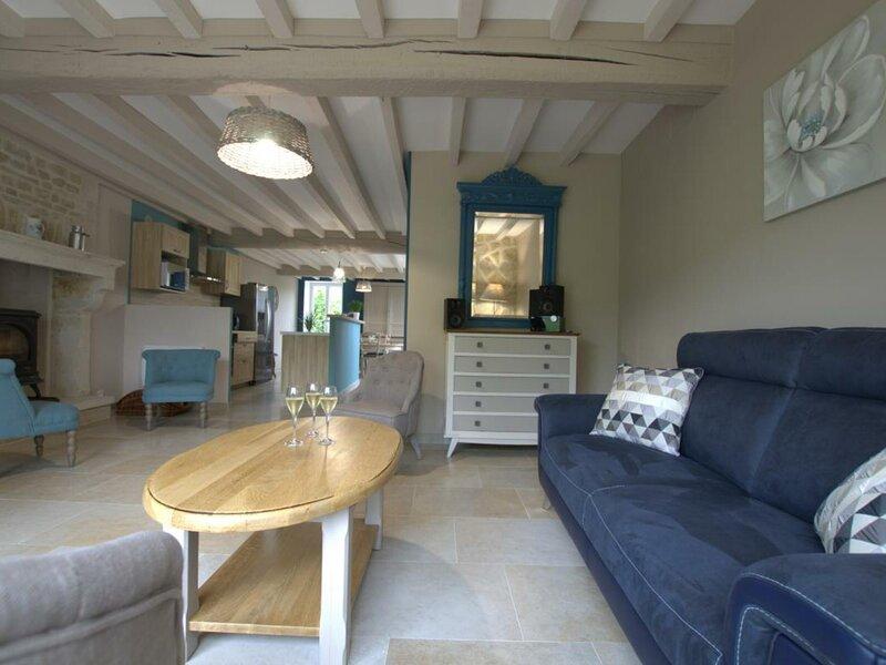 Le Jardin Sainte Anne, holiday rental in Bragelogne-Beauvoir