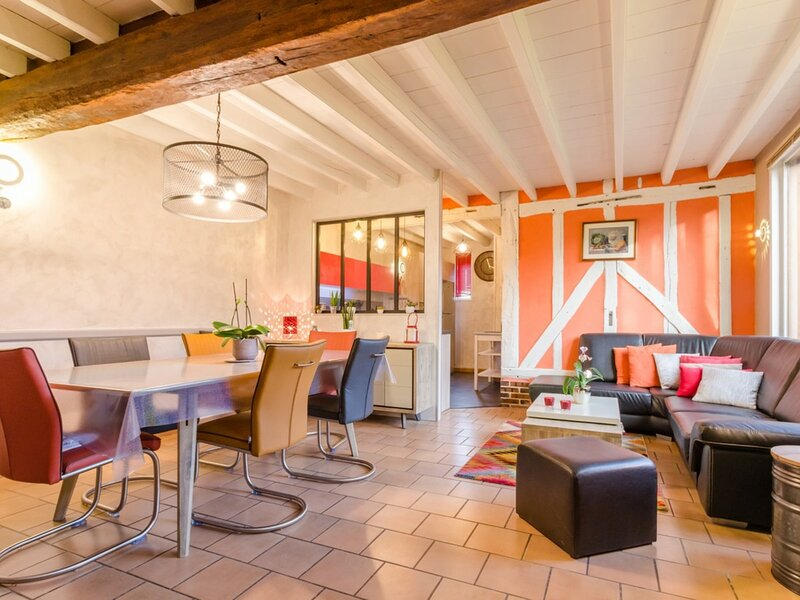 Le Bati Celher, holiday rental in Clerey