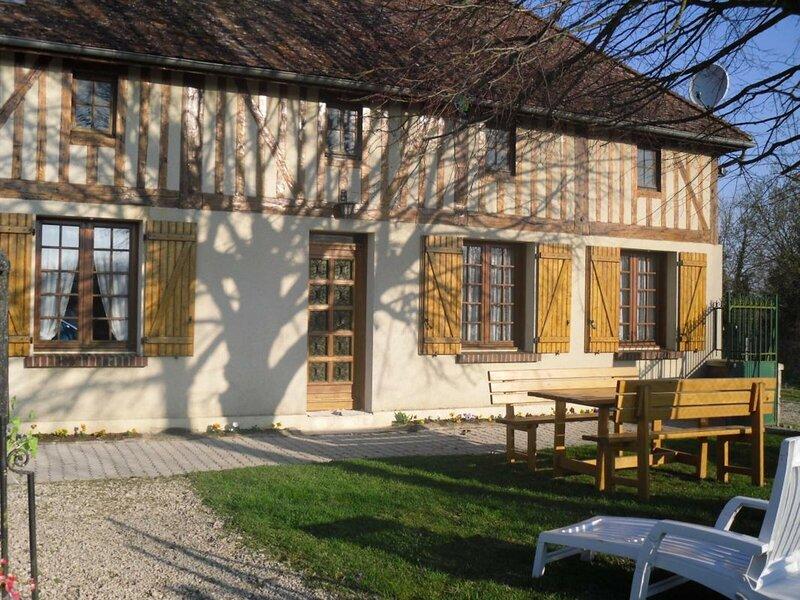 Le Tilleul, holiday rental in Lesmont