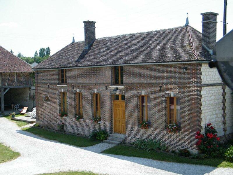 Le Bas du Buisson Fermé, holiday rental in Saint-Mards-en-Othe