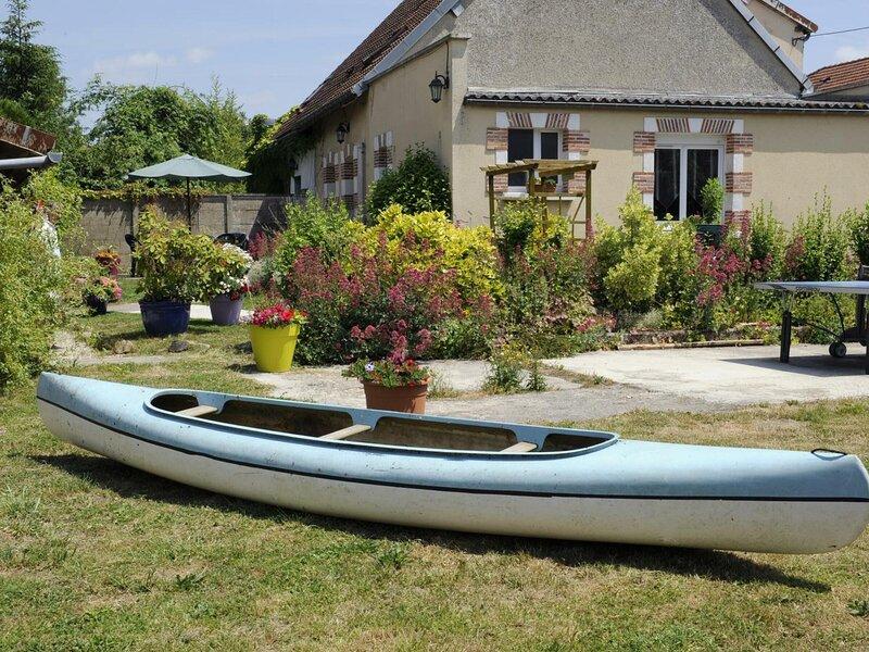 Entre Seine et Canal, alquiler de vacaciones en Fontaine-les-Gres