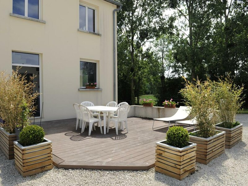 VILLE SUR ARCE - 4 pers, 100 m2, 3/2, holiday rental in Urville
