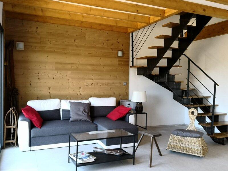 Joli chalet tout neuf avec une vue magnifique !, location de vacances à Villard-de-Lans