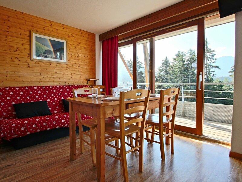 CHAMROUSSE - 6 pers, 45 m2, 3/2, alquiler de vacaciones en Chamrousse