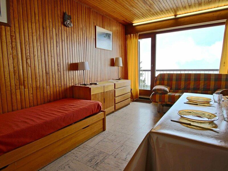 appartement avec belle vue sur la vallèe, alquiler de vacaciones en Chamrousse