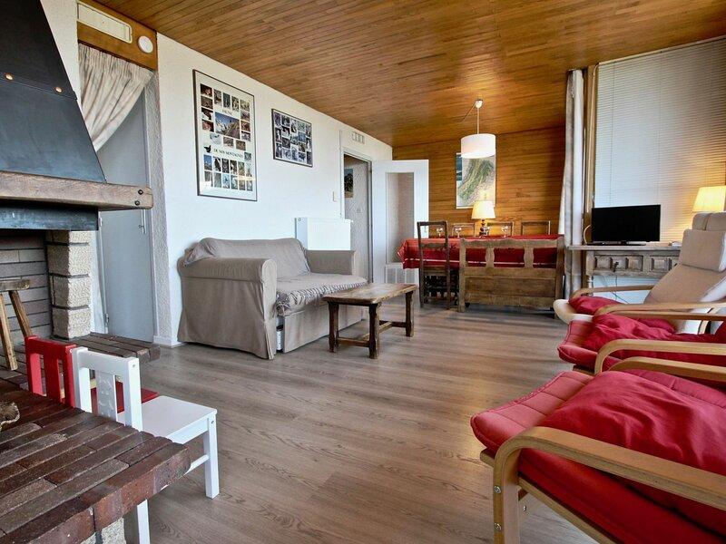 Grand appartement 8 personnes proche pistes, alquiler de vacaciones en Chamrousse