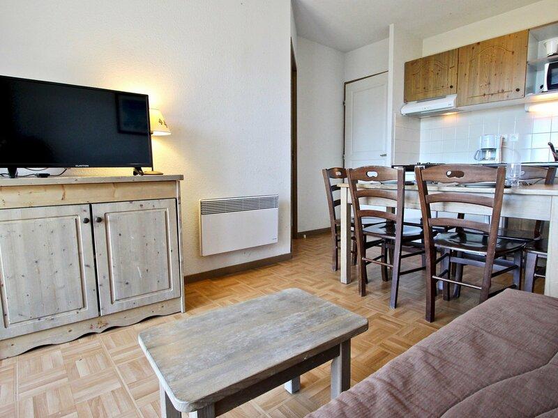 Appartement pieds des pistes, alquiler de vacaciones en Chamrousse