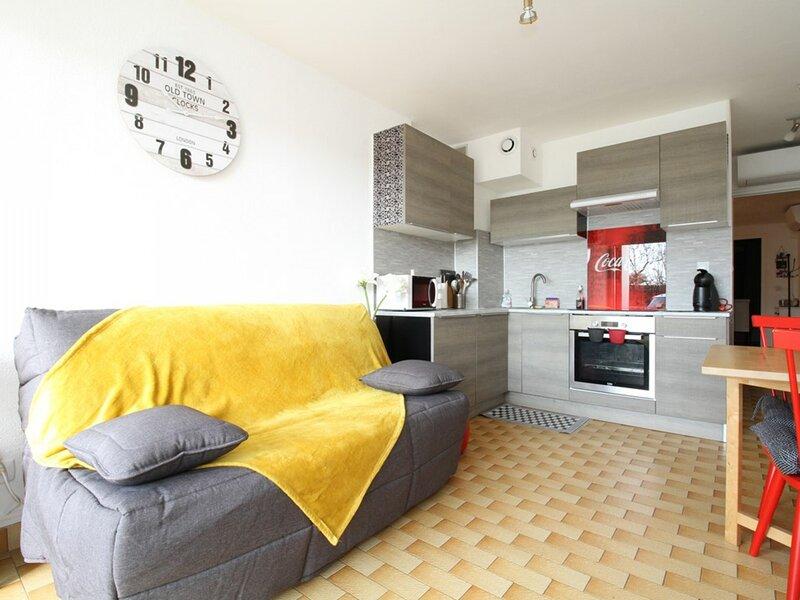 Appartement T2 - RESIDENCE DU PORT, casa vacanza a Balaruc-les-Bains