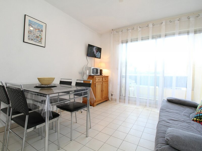Appartement T1 - RESIDENCE MEDITERRANEE THERMAL, holiday rental in Balaruc-le-Vieux