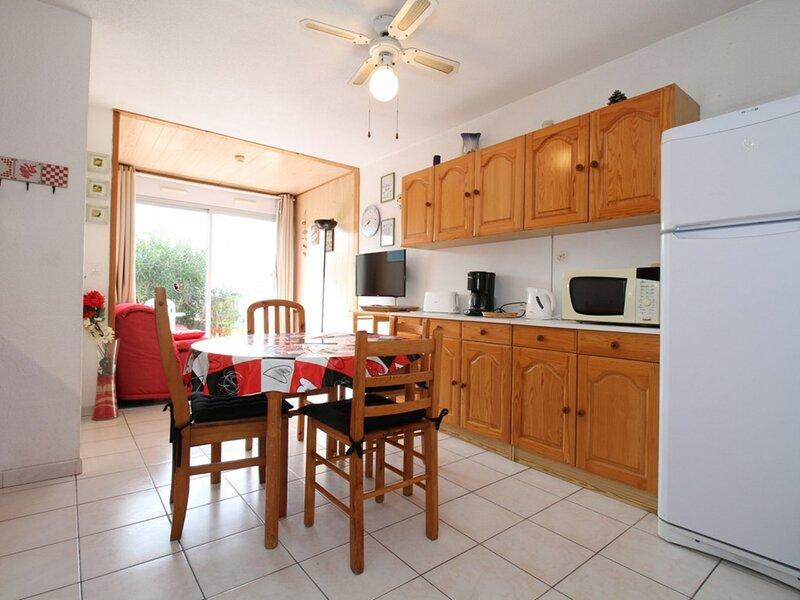 Appartement T2 - RESIDENCE LES SOURCES, casa vacanza a Balaruc-les-Bains
