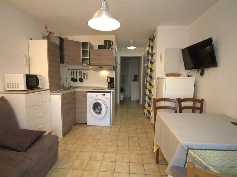 Appartement T2 - Résidence ISIS, holiday rental in Balaruc-le-Vieux