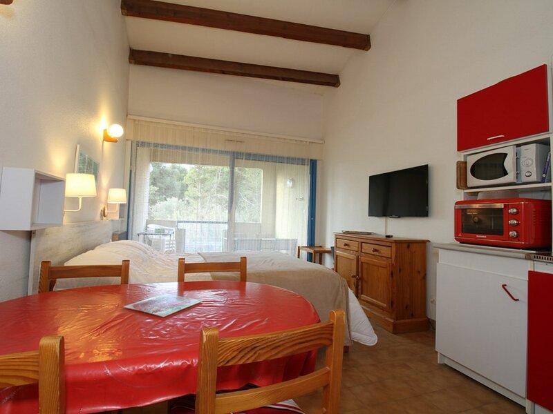 Studio - Résidence LES NAIADES, holiday rental in Balaruc-le-Vieux