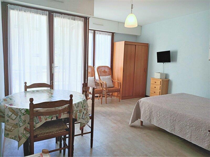 Studio lumineux et fonctionnel !, vacation rental in Montcel
