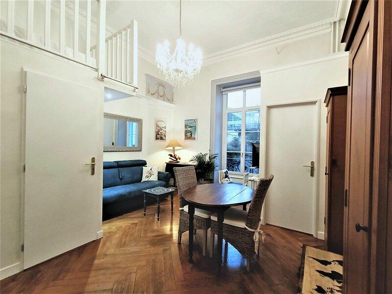 AIX-LES-BAINS - 2 pers, 25 m2, 1/0, holiday rental in Saint-Jean-de-Chevelu