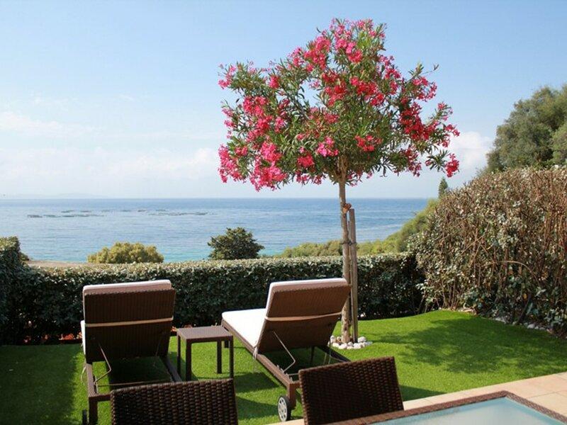 AJACCIO - Belle Villa V-238, holiday rental in Villanova