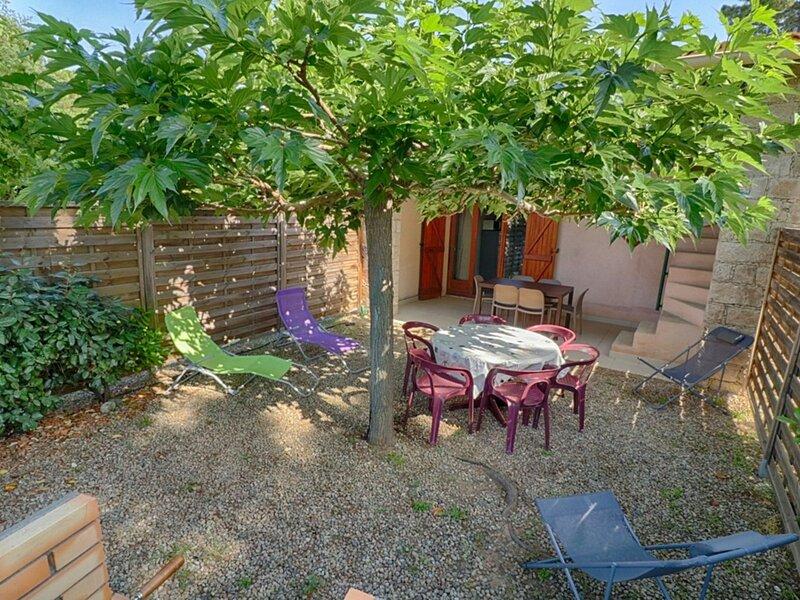 MASORCHIA -Appartement en  rez de jardin La Liscia3, location de vacances à Tiuccia