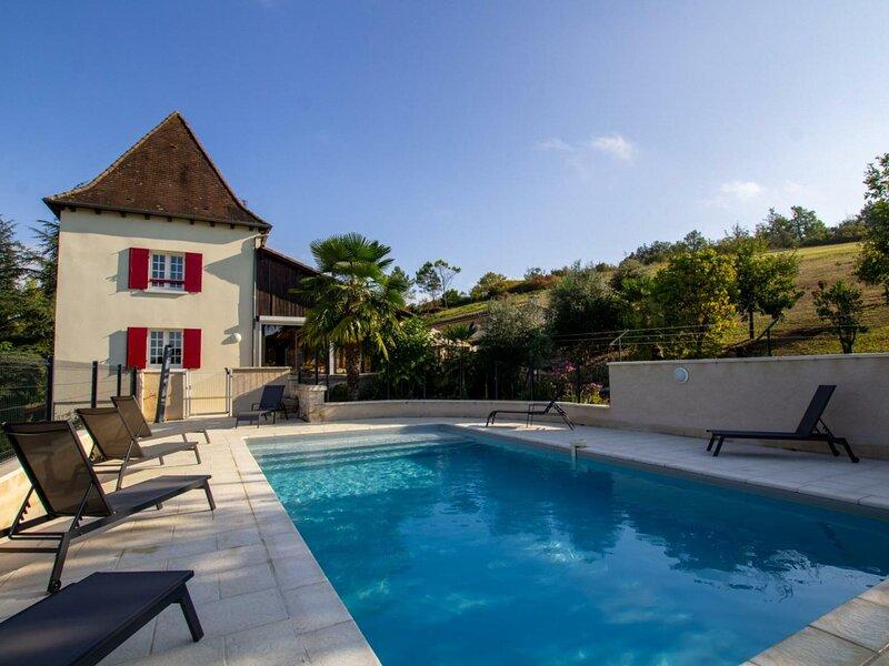 Le Loriensa, holiday rental in Manzac-sur-Vern