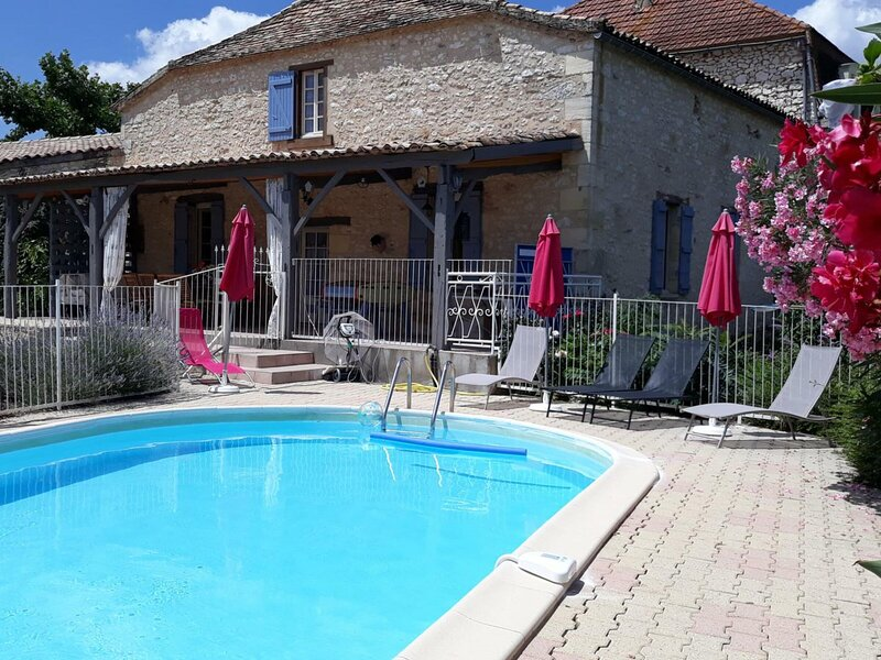 Les Lavandes, holiday rental in Sainte Croix