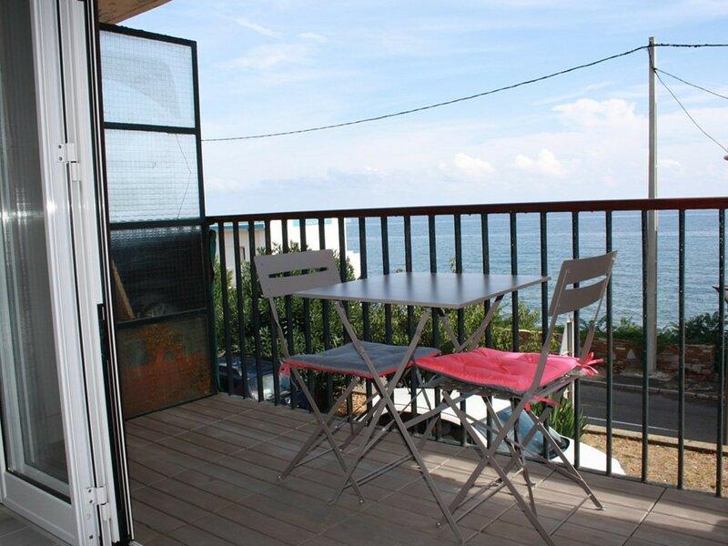 SANTA MARIA DI LOTA- Appartement spacieux à 100m de la plage. REF BIA-490-21, vacation rental in Pietranera