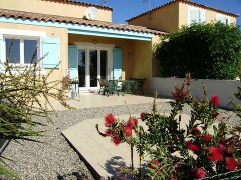 VILLA Type 4 8 couchages LEUCATE, location de vacances à La Franqui
