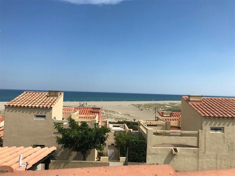 VILLA Type 2 5 couchages PORT LEUCATE, casa vacanza a Port Leucate