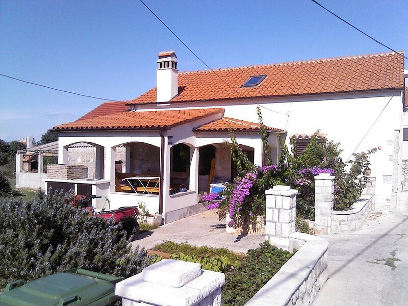 Four bedroom house Olib (K-18805), holiday rental in Silba