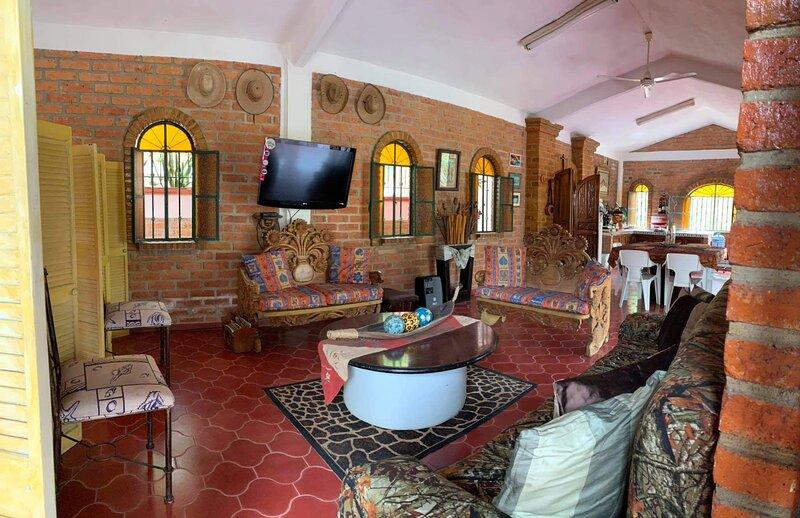 Casa Margarita- escapa a la naturaleza, location de vacances à Boca de Tomatlan