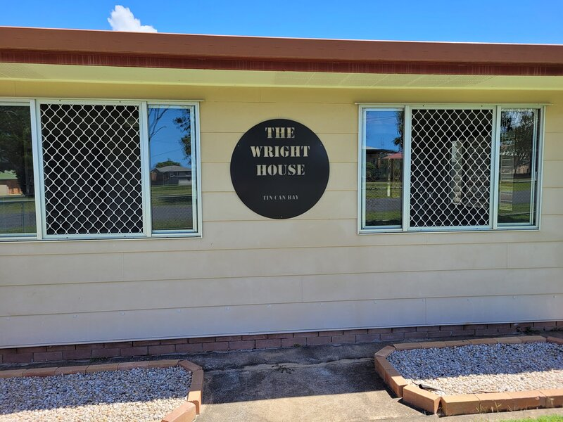 The Wright Place - Tin Can Bay, QLD, holiday rental in Tin Can Bay