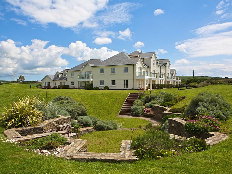 Ocean View Apartment, Thurlestone, casa vacanza a South Milton