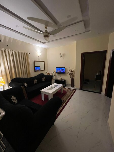 Private villa in Divine Gardens DHA, holiday rental in Lahore