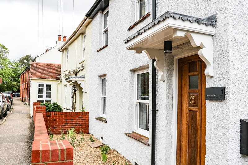 1 Rainbow Villas, Westbourne, holiday rental in Clanfield