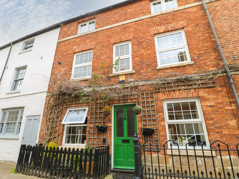 No.2 Queen Street, Uppingham, holiday rental in Barrowden